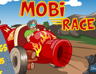2D car race Game