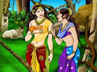 shakuntala animation