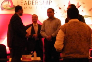 India Leadership Award 2012
