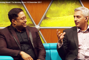 Good Morning Nepal  The Morning Show 25 December 2017